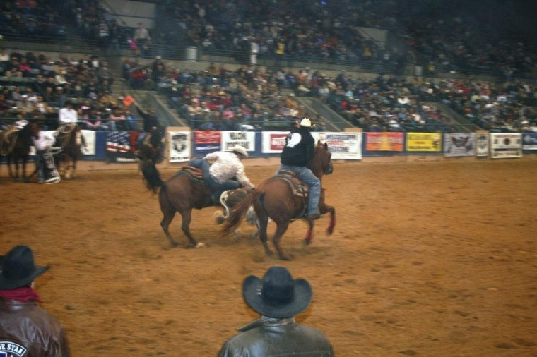 Rodeo Fans Buckle Up For Dixie National The Mississippi Link