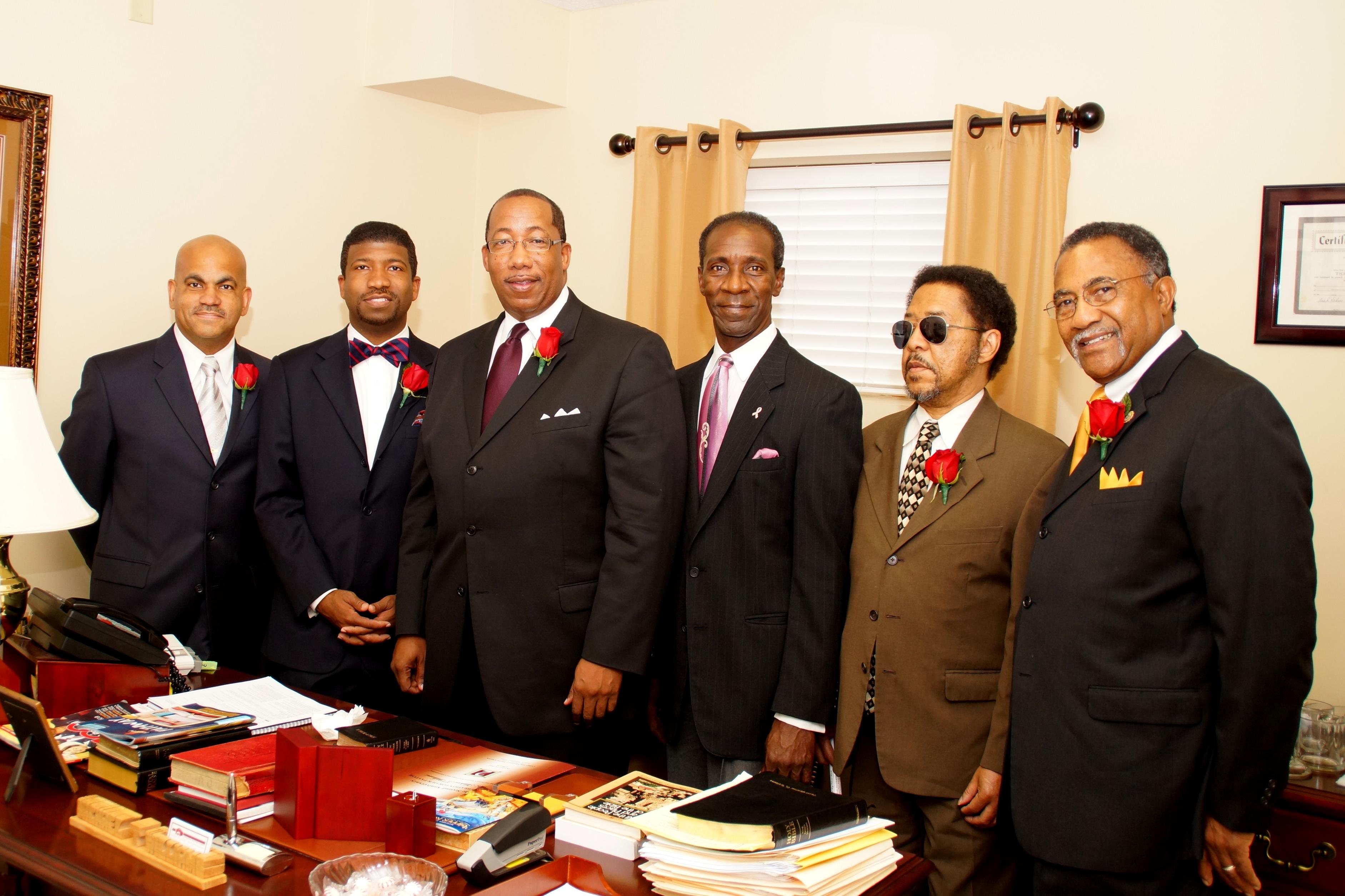 Pastors Anniversary Celebration