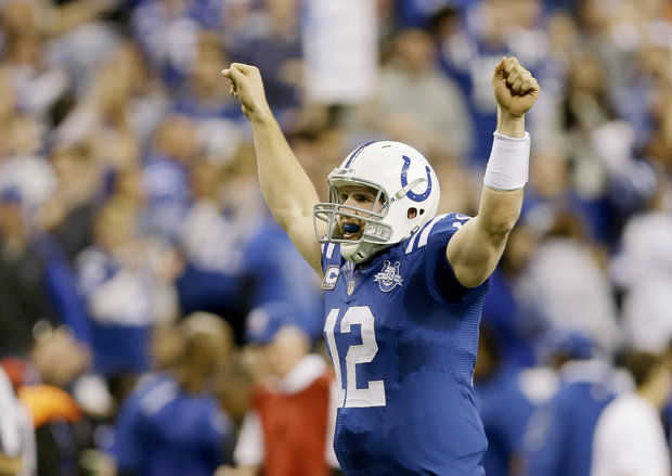 NFL playoffs: Indianapolis Colts overcome 28-point deficit ...