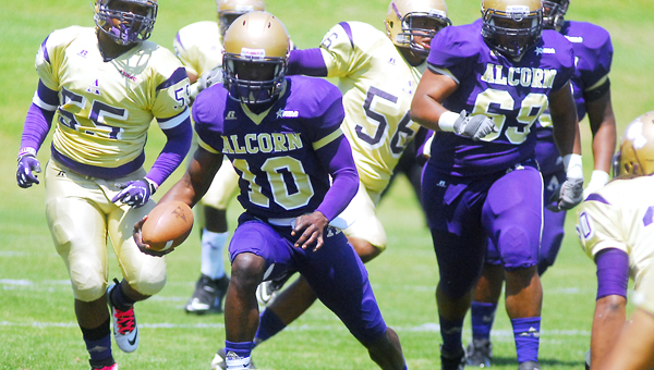 SWAC football: Alcorn State opens with 55-7 win over Lynchburg