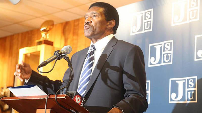 JSU Head Coach Harold Jackson