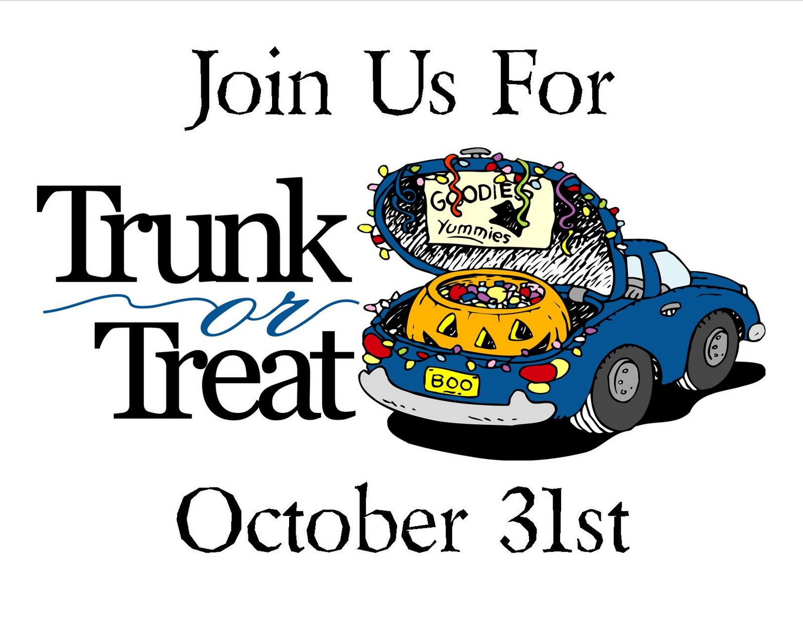 Hinds County Sheriff's Office will present its first Trunk or Treat event at the Metrocenter Mall