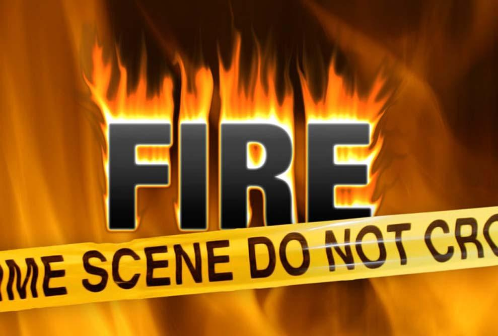 Grandmother, grandson escape Thanksgiving fire in Harrison County