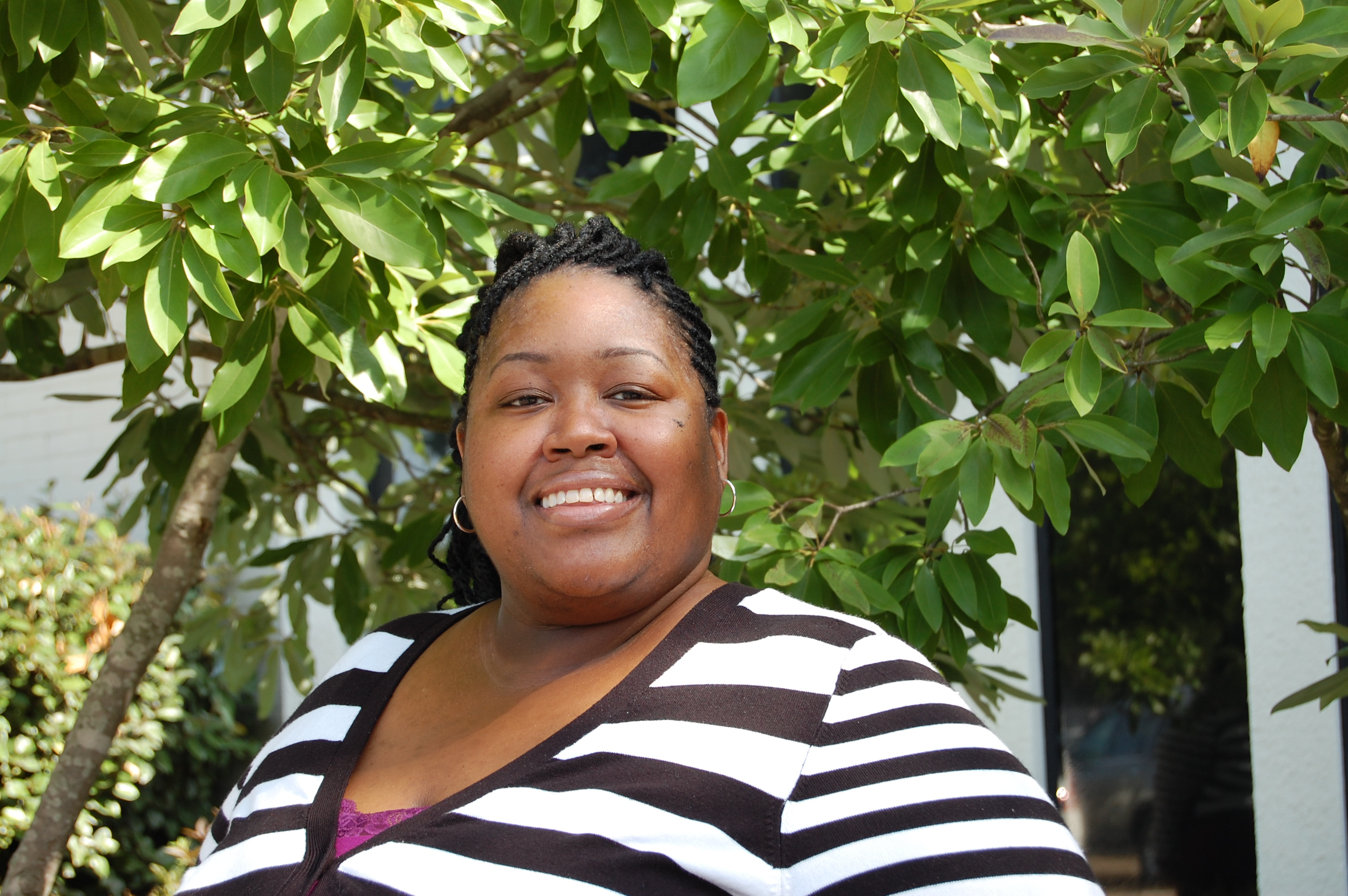 Powering Through:  Entergy's Katrina Stories:  Chiquentia Jenkins, Customer Contact Representative, Lead