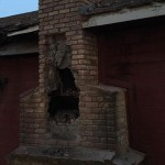 chimney death