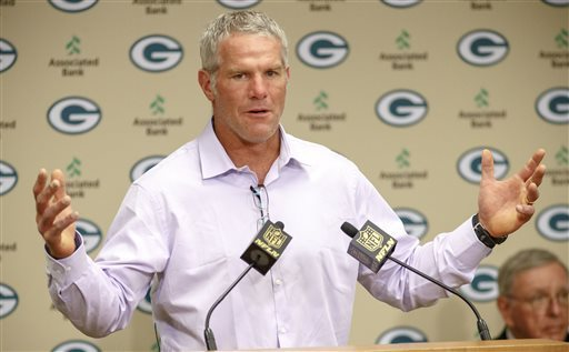 Brett Favre becomes ninth Mississippian elected to Pro Football Hall of Fame