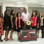 Clark Atlanta alumni held the charter ceremony in Jackson.