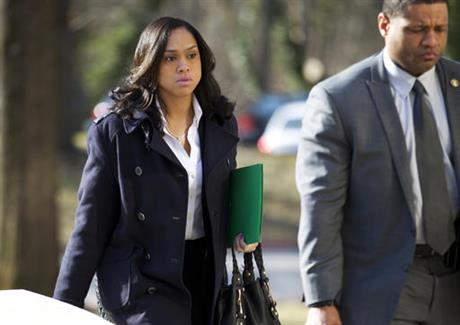 2 Trials And No Convictions Put Top Baltimore Prosecutor In A Bind