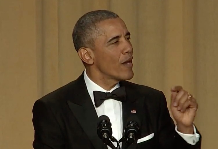 White House correspondents' dinner 2016: Obama's best jokes, jabs and one-liners