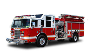 fire pumpers