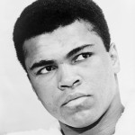 Muhammad Ali photographed in 1967. (Library of Congress/Creative Commons)
