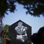 APTOPIX Muhammad Ali Memorial