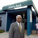 1BlackbanksLiberty Bank and Trust CEO Alden McDonald[7]