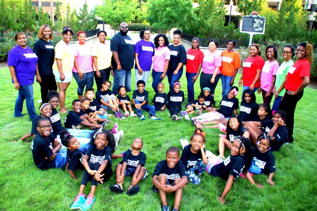 STRUT models and their parents invite the public to attend its debut fashion show Aug. 14, to benefit sickle cell disease.
