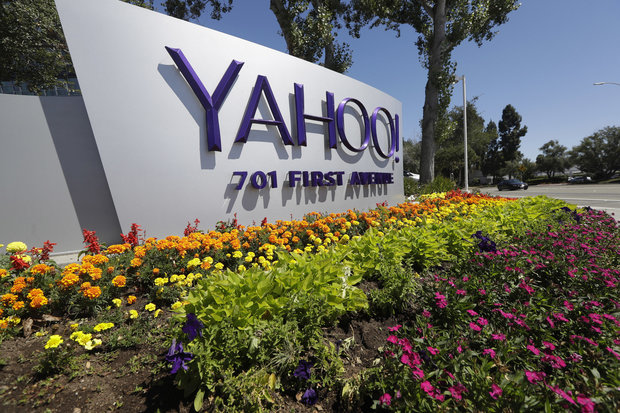 Yahoo's data breach problems just got a whole lot bigger. (Marcio Jose Sanchez / AP)