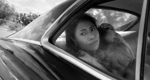 Roma maid in car hor